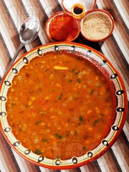Супа от леща - снимка на рецептата